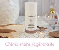 crème pour les mains Régénérante  Dr Hauschka
