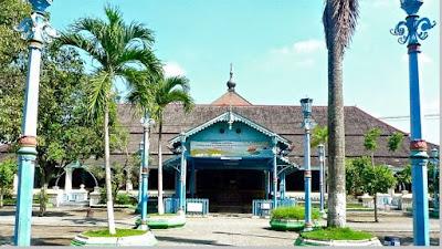 Peninggalan kerajaan Islam Mataram