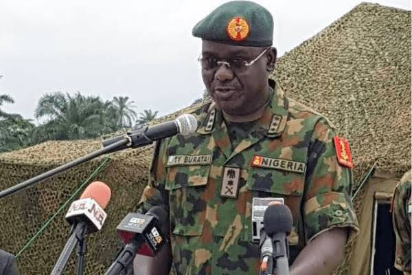 Nigerian Army denies involvement in Lekki Toll Gate shooting