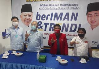 Soekirman-Tengku Ryan Terima Dukungan PKPI dan Partai Garuda