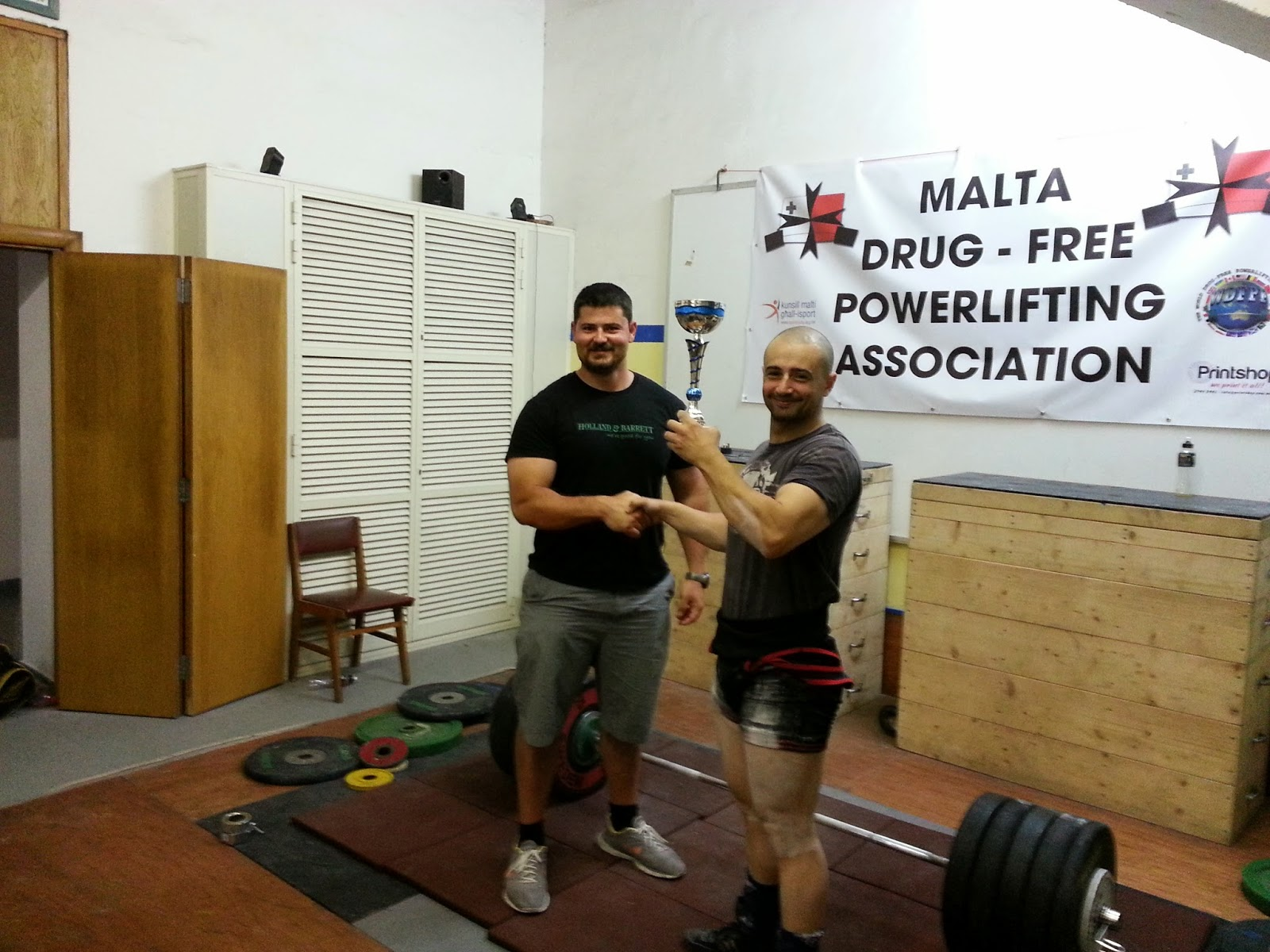 June Test Competition | Malta Powerlifting
