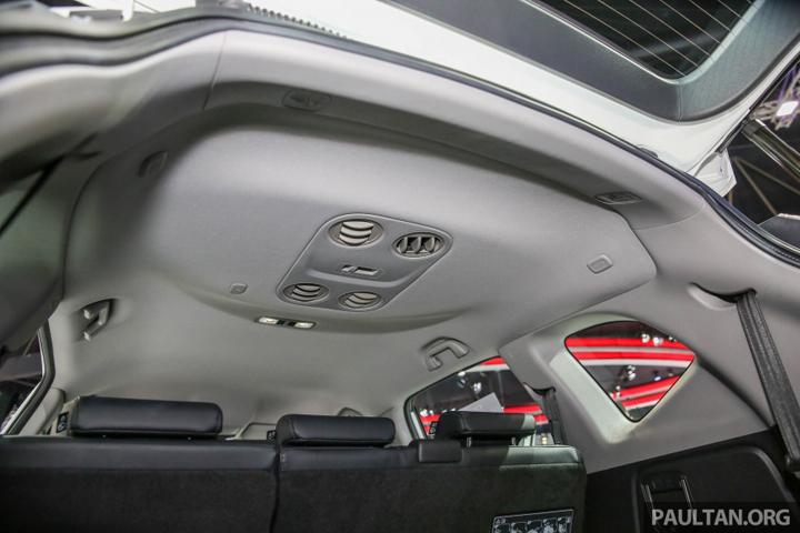 Gambar Dalaman Honda CRV 2017