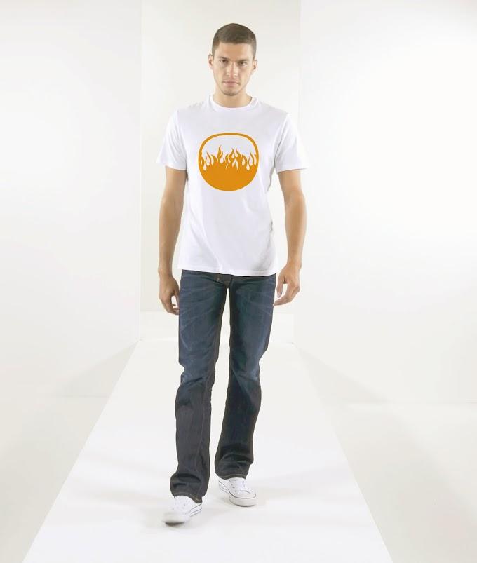 T-Shirt PSD Mockup | Free Download