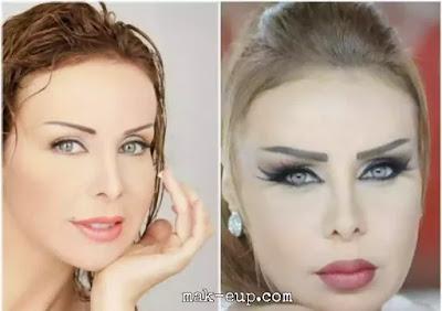فضيحة رولا سعد