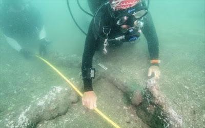 Άγκυρες από τον χαμένο στόλο του Ερνάν Κορτές εντοπίστηκαν στον Κόλπο του Μεξικού