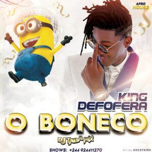 King Defofera - O Boneco (Afro House) [Download]