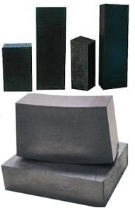 Mag Carbon bricks - representative image