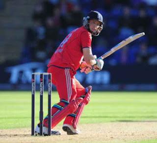 Jos Buttler 65* - England vs Australia 4th ODI 2013 Highlights