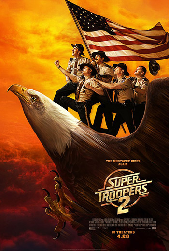 Super Troopers 2 2018 ORG English