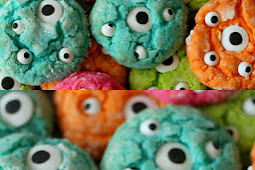 Gooey Monster Cookie Recipe