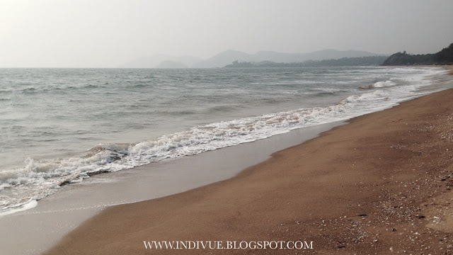 Raj Baga Beach, Goa, Intia, 2015
