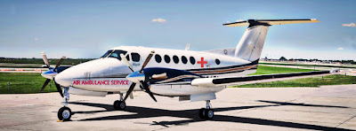 Air Ambulance Provider in Lucknow