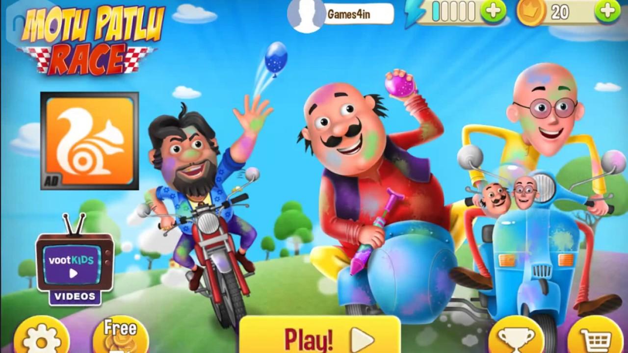 Motu Patlu Game Download