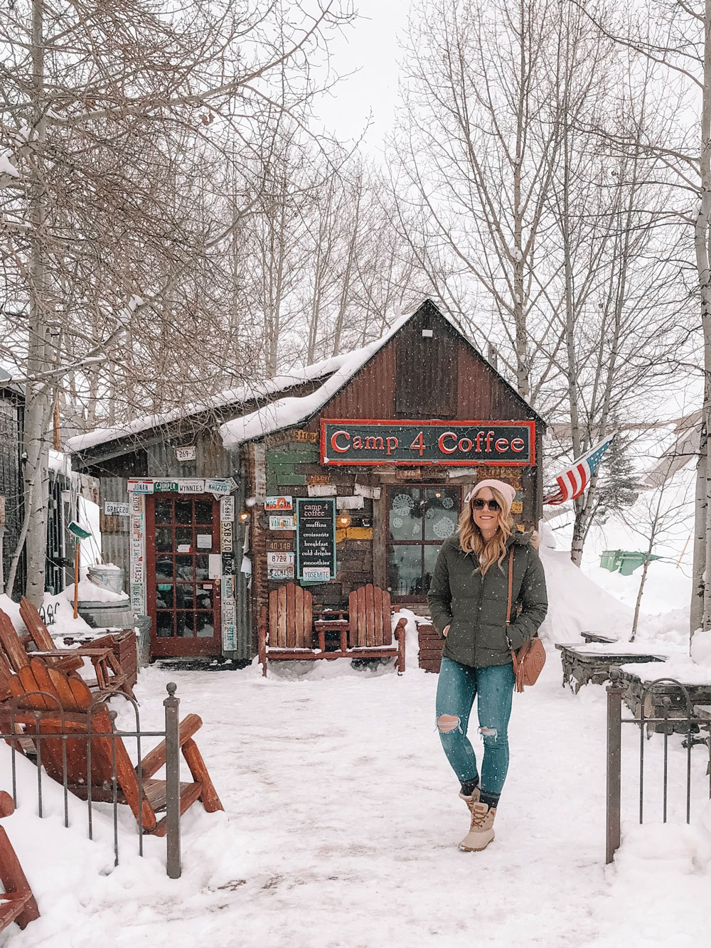Where to eat in Crested Butte, Colorado, according to Amanda's OK