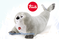 Logo Magiki Sea Friends : vinci 20 peluche XXL Trudi Foca ( valore di 185€ ciascuno)