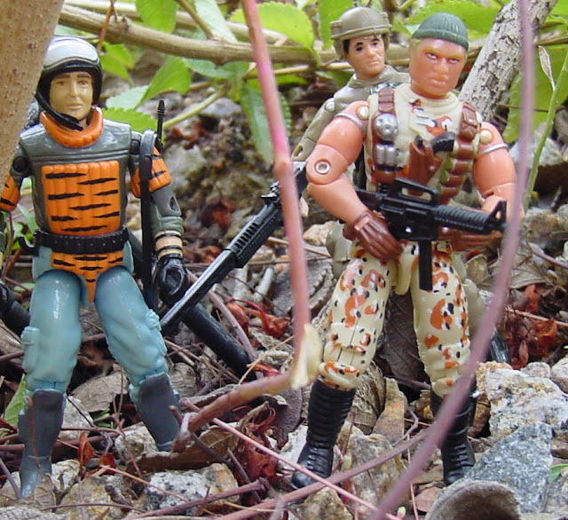 2004 Caucasian Desert Stalker, Unproduced, Midnight Chinese, Sokerk, Plastirama, Argentina, Tan Ripcord, Tiger Force Sneak Peek, European Exclusive, Palitoy