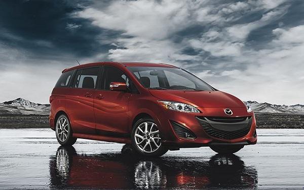 Spesifikasi dan Harga New Mazda 5 Terbaru 2017