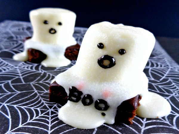 Cute Halloween Treats - Featured