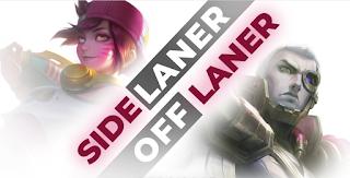 Perbedaan Antara Offlane dan Sidelane di Mobile Legend