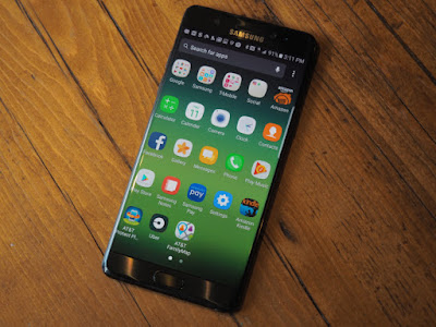Verizon won't push Samsung's Note 7 bricking update, but the other carriers will