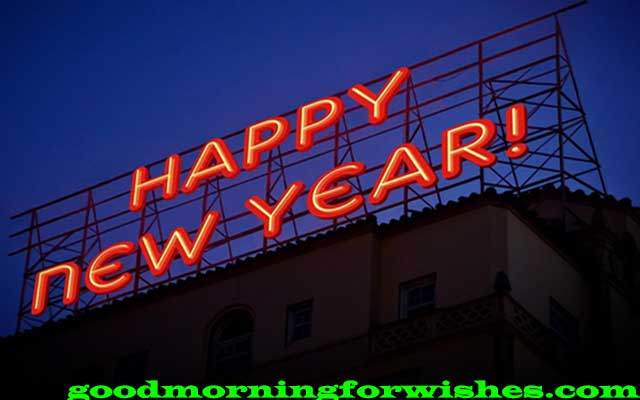 wishes for happy new year messages