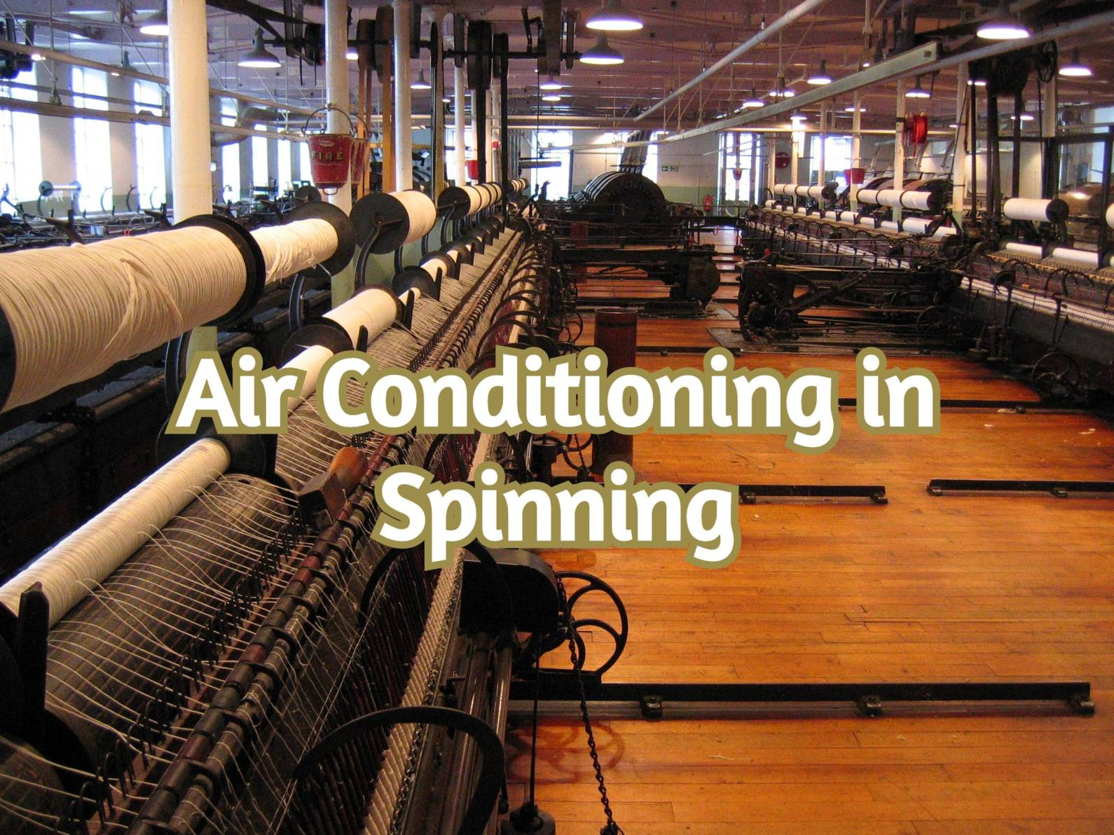 Air Conditioning in Spinning