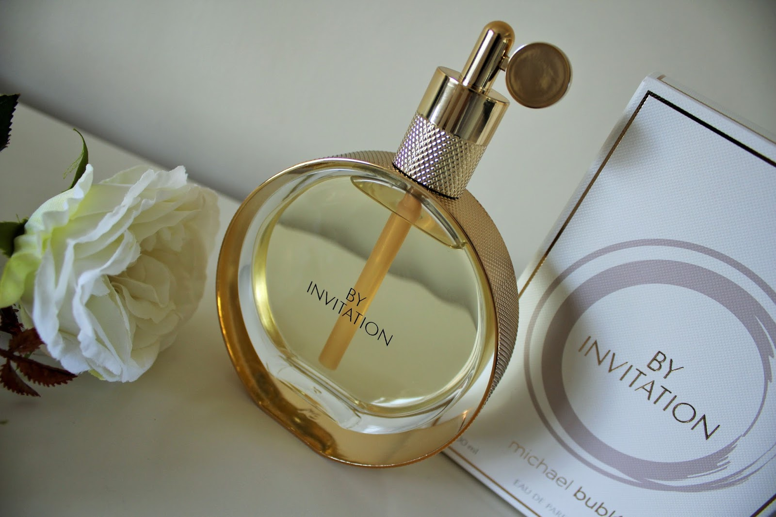 Michael Buble By Invitation Perfume Review 3