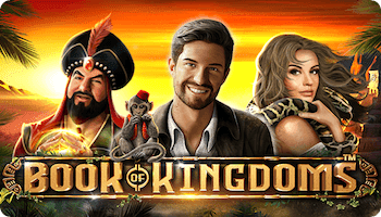 (Game Baru!!) Bandar Slot Online PragmaticPlay - Book Of Kingdom