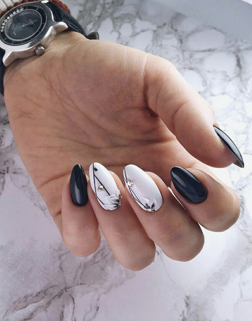 AMAZING WINTER NAIL DESIGNS THAT WILL YOUR TRY