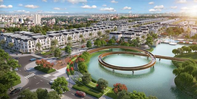 Không gian sống dự án khu đô thị Thanh Hà Cienco 5