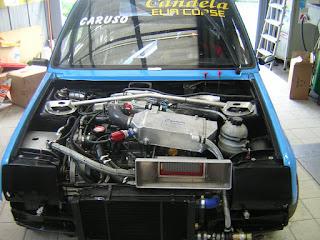 Renault 5 GT Turbo: preparazione by CandelaSport