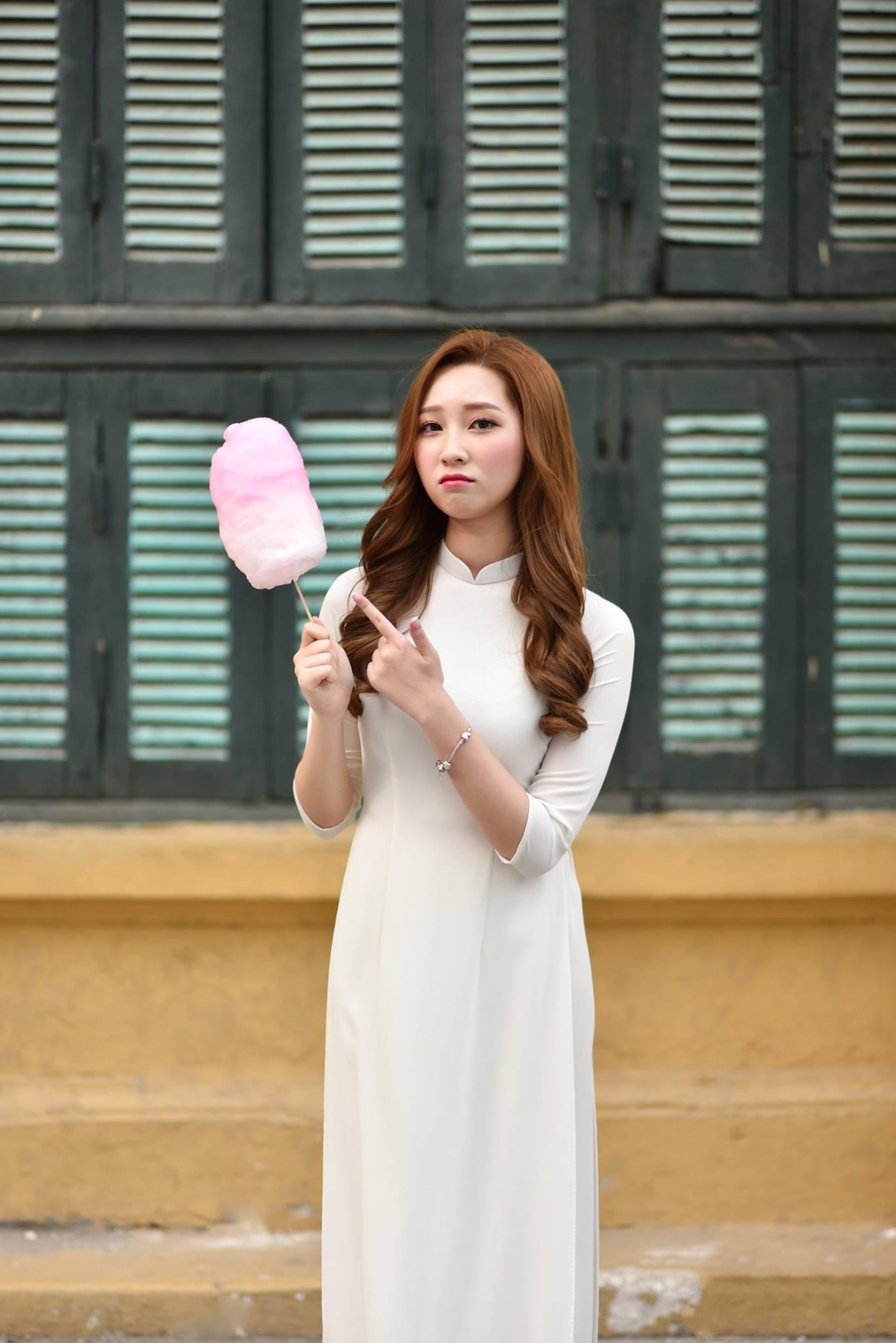 Hot girl Cù Phương Linh sở hữu ngoại hình xinh như mỹ nhân Hàn - 7