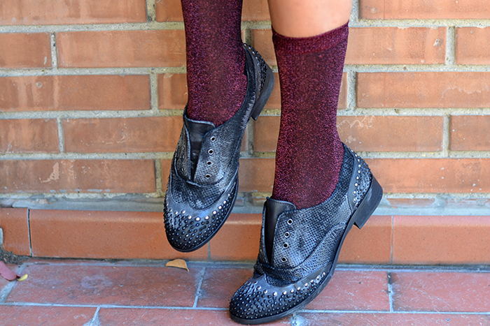 scarpe maschili calzini