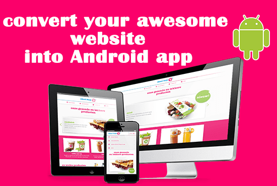 Android App Making In 5 MinuteIf you want to make an app for your website without any kind of coding, then this article is for you.