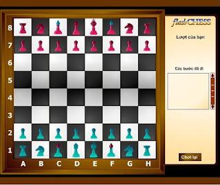 Game cờ vua hấp dẫn