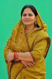 राज्यसभा सांसद की देवरानी सुमन तीसरी बार चुनाव मैदान में | #NayaSaberaNetwork