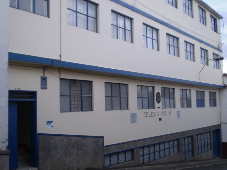 Institución Educativa Pío XI