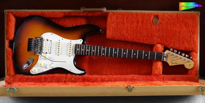 Fender MIJ Hot Rod Floyd Rose Stratocaster