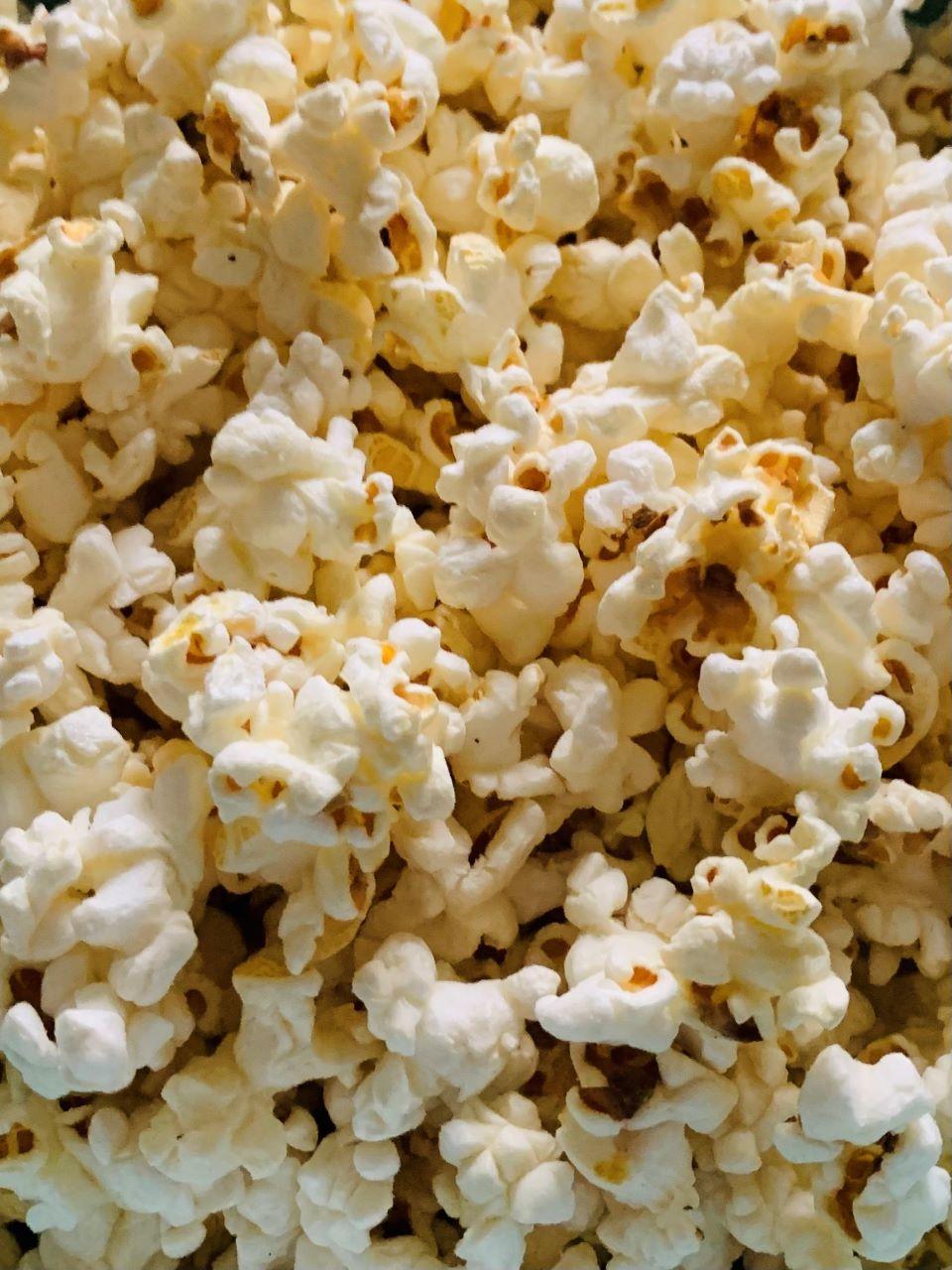 Sweet Chaos movie theater popcorn