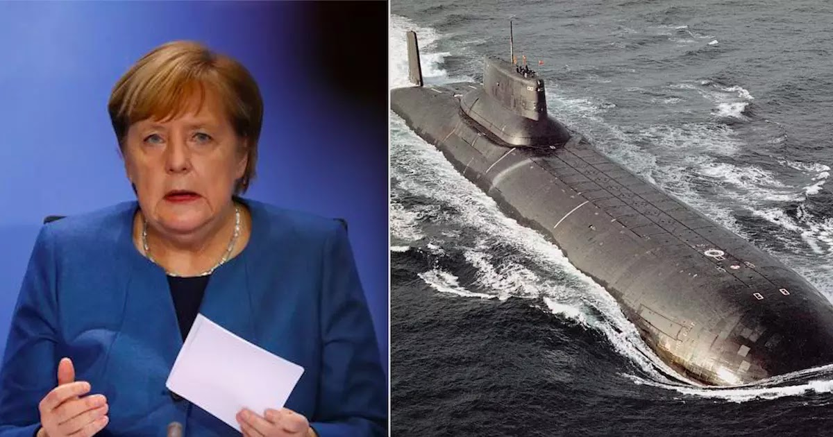 Anger After Germany Agrees To Sell Six High-Tech Submarines To Turkey Despite Ongoing Human-Rights Abuses