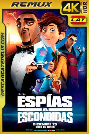 Espías a escondidas (2019) 4k BDRemux HDR Latino – Ingles