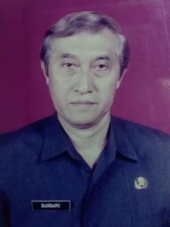 Handanuhendro, Ketua PMI Jember Periode 1998-2002 Tutup Usia.