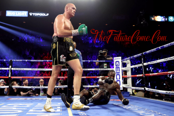 Tyson Fury versus Deontay Wilder 2 LIVE: Tyson Fury takes out Deontay Wilder in Las Vegas