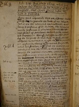 GEMMS: Gateway to Early Modern Manuscript Sermons