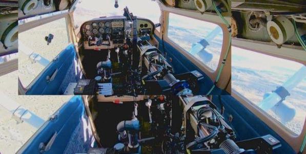 هذا هو أول روبوت مرخص للطيران بالطائرات الناقلة للبشر