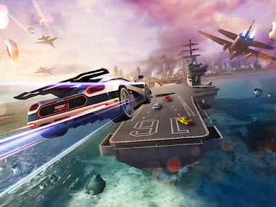 تحميل لعبة سباق السيارات Asphalt 8 Airborne مهكرة مدفوعة, تحميل APK Asphalt 8 Airborne, لعبة Asphalt 8 Airborne مهكرة جاهزة للاندرويد