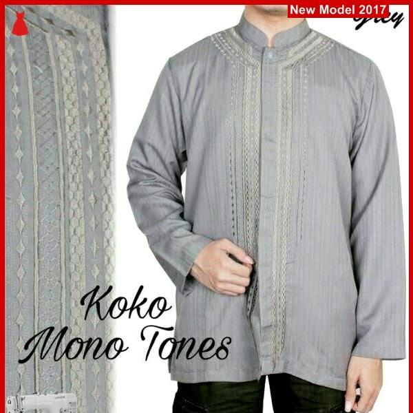 MSF0184 Model Koko Simple Murah Mono Tones BMG
