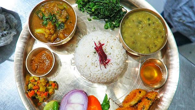 Popular Food Of Nepal