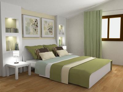 lady waterloo la chambre verte. Black Bedroom Furniture Sets. Home Design Ideas