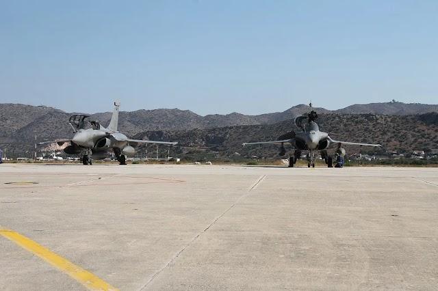 Το πρώτο «κύμα» των RAFALE F-3R της HAF: Κανείς αντίπαλος δεν θέλει να γνωρίσει…